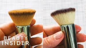 best ways to clean makeup brushes with
