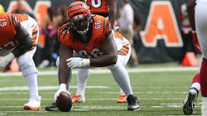 Bengals center Trey Hopkins signed a multi-year deal to keep him in  Cincinnati