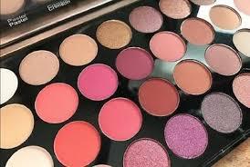 shade eyeshadow palette flawless