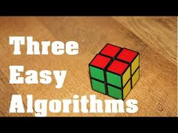 how to solve the 2x2 rubik s cube using