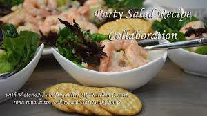 Party Salad Recipe Collaboration ...