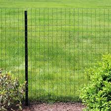 Garden Zone 50 Ft X 48 In Green Pvc Coated Steel Welded Wire Rolled Fencing Lowe S Canada