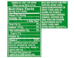 lipton green tea citrus flavor 24 x 16
