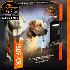 Sportdog Sdf Cr Add A Dog Collar Rechargeable For Sdf 100c In Ground Fence 729849167407 Ebay