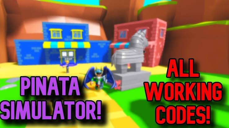 Pinata Simulator Codes – Roblox – November 2019