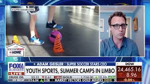 """SuperSoccerStarsNY on Twitter: """"Screen time vs activity time... 💪⚽ Check  out this Fox Business interview with Super Soccer Stars CEO Adam Geisler  about our goals to keep kids healthy and active via"""