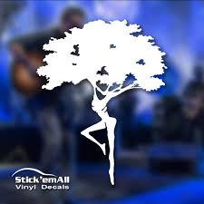Car Window Decal Dave Matthews Band Dmb Inspired Fire Dancer Dreaming Tree Dave Matthews Dave Matthews Band Window Decals