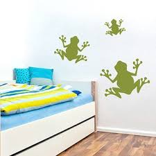 Shop Set Of Frogs Wall Decals Overstock 11740353