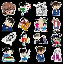 2020 Mix Car Stickers Detective Anime For Laptop Helmet Skateboard Stickers Pad Bicycle Motorcycle Ps4 Phone Notebook Decal Pvc From Cindyyyyy 1 72 Dhgate Com