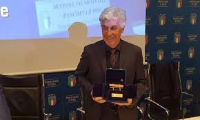 Atalanta, Gasperini has won the Panchina d'oro award
