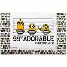 large xl desk pad pad minions