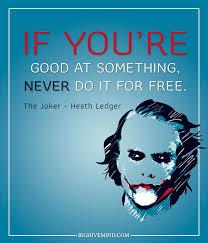 quotes from batman s nemesis the joker big hive mind