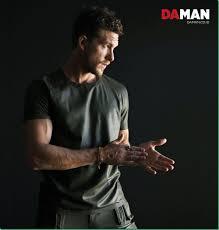 CoverMen Blog : Adam Senn for Da Man Magazine