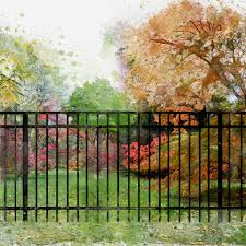Aluminum Fence Builder Installer In Greenville Sc Greenville Fences