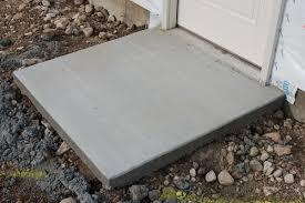 pouring a concrete pad icreatables