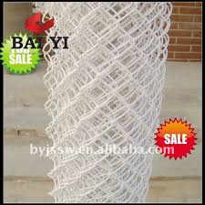 White Vinyl Coated Chain Link Fencing For Sale Buy White Vinyl Coated Chain Link Fencing Vinyl Coated Chain Link Fencing Chain Link Fencing For Sale Product On Alibaba Com