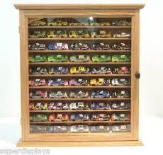 banked nascar display case 1 64 scale