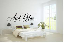 79 And Relax Wall Sticker The Vinyl Creations Etsy