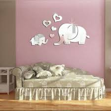 mirror stickers baby nursery room