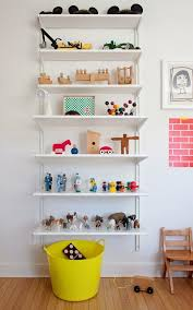 New Jersey House Tour A Cup Of Jo Ikea Algot Kids Room Inspiration Shelving