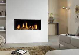 built in balanced flue gas fires the