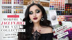 morphe x jaclyn hill vault collection