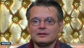 Grande Fratello Vip, Aristide Malnati si commuove in confessionale ...