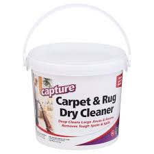 capture carpet dry cleaner powder 4