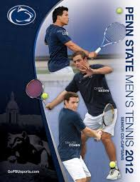 2011-12 Penn State Men's Tennis Yearbook by Penn State Athletics - issuu
