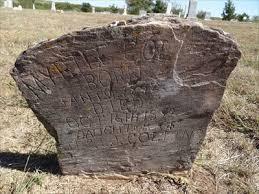 Myrtle Collins - Belcherville Cemetery - Belcherville, TX - Homemade  Tombstones on Waymarking.com