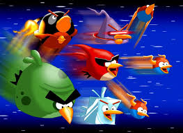 An Angry Birds Space Fan Art!   Angry birds, Fan art, All angry birds