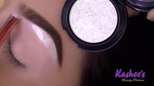 water colour eye makeup tutorial