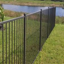 China Steel Fence Iron Fence Panel Aluminum Fencing Garden Fence Pool Fence Panels China Fence Aluminum Fence