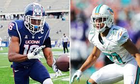Byron Jones' NFL Comparison - YouTube