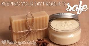 six tips for safer homemade beauty s