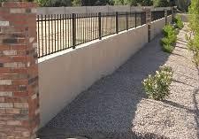 Block Fences Phoenix Arizona Block Wall Fence Sales Installation Contractor Az
