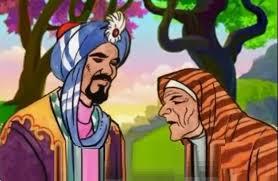 توتي توتي قصة العجوز الفقيرة و الملك