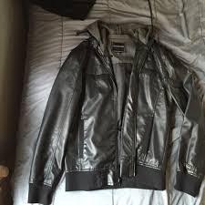 legendary goods leather jacket
