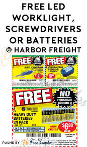 free led worklight drivers or