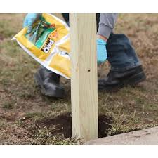 Sika 33 Fl Oz Fence Post Mix 7116170 Expanding Foam Post Rail Fence Fence