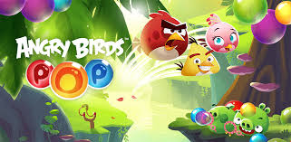 Download Angry Birds POP Bubble Shooter Mod Apk 2.21.4 (Unlimited ...