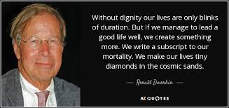 TOP 8 QUOTES BY RONALD DWORKIN | A-Z Quotes