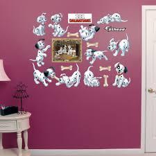 Fathead Disney 101 Dalmatians Peel And Stick Wall Decal Wayfair