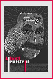 poster albert einstein funny quotes poster paper print art