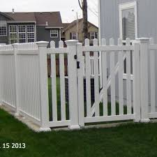 Vinyl Gates Premium Fence Company