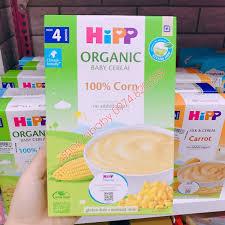 Bột ăn dặm Hipp cho nhũ nhi (không sữa)