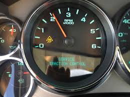 service traction system service esc