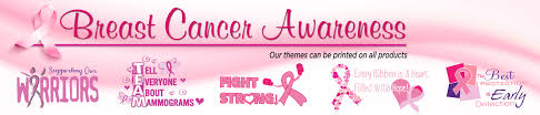 Breast Cancer Awareness Merchandise Pink Ribbon Gifts Walk Run Events Care Promotions
