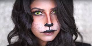 best cat makeup halloween tutorial for