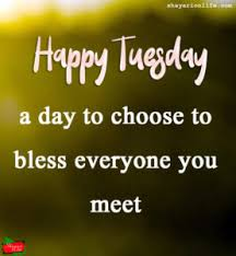 beautiful tuesday quotes and sayings best collection of